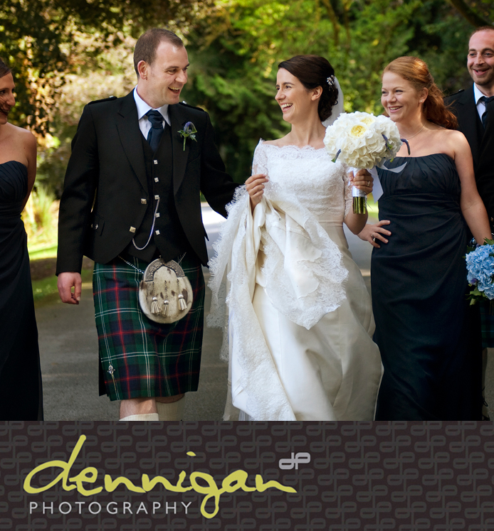 Scottish Wedding at Ballyseede Castle, Tralee