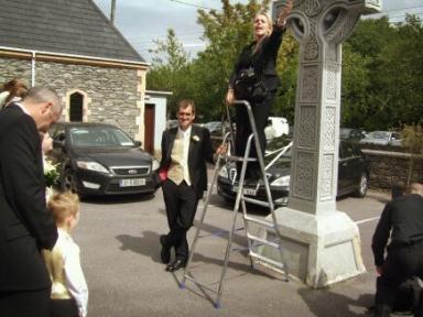 wedding photographer in Kerry
