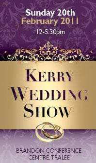 Kerry Wedding Show 2011