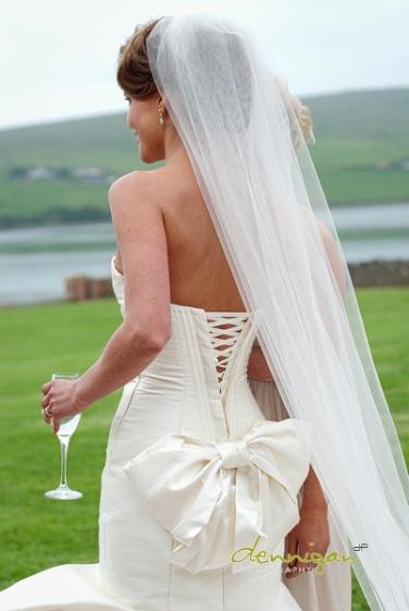 Fish Tail wedding dress